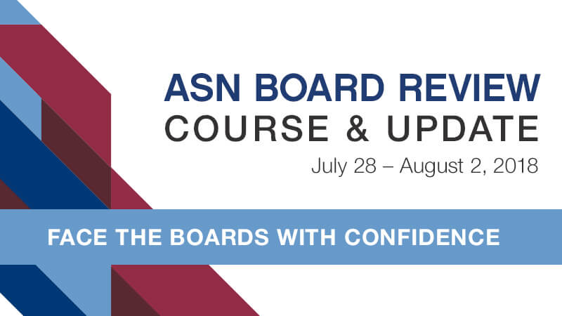 ASN Learning Center - Your source for meeting content - Conference CAST